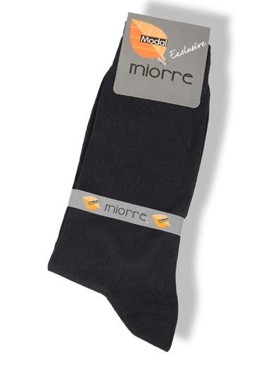 Miorre Desenli Modal Erkek Çorap Lacivert
